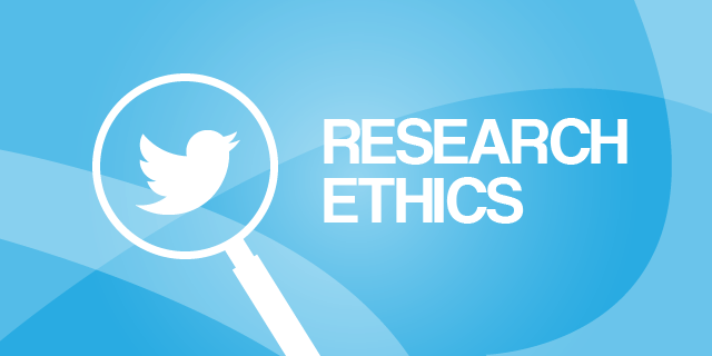 Social media research ethics