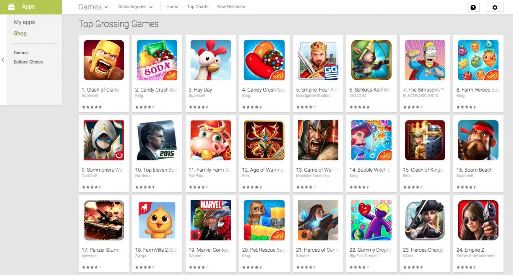Game-App-icons