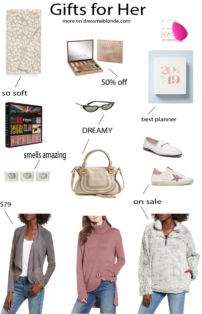 The Best 13 Gifts for your Bestie this Holiday Season featured by top Orange County life and style blog, Dress Me Blonde
