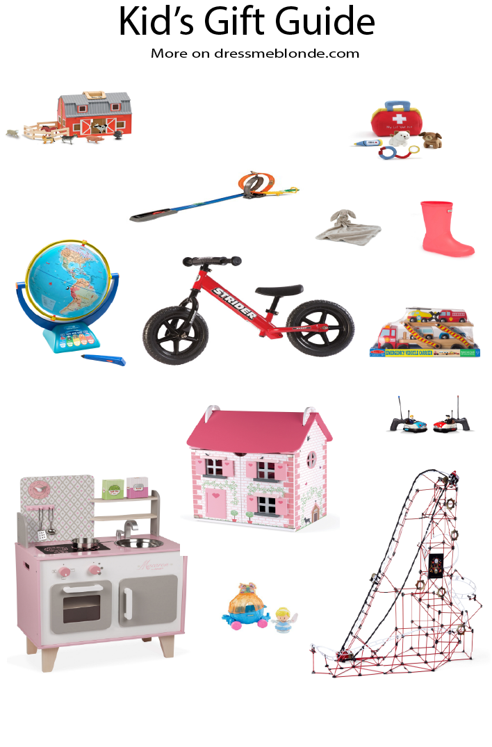 The Best Gifts for Kids Who Have Everything featured by top Orange County life and style blog, Dress Me Blonde