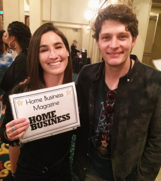 Jane The Virgin star Brett Dier catches up with Home Business Magazine at the