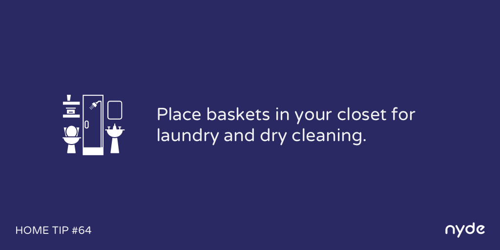 Home Tip #64