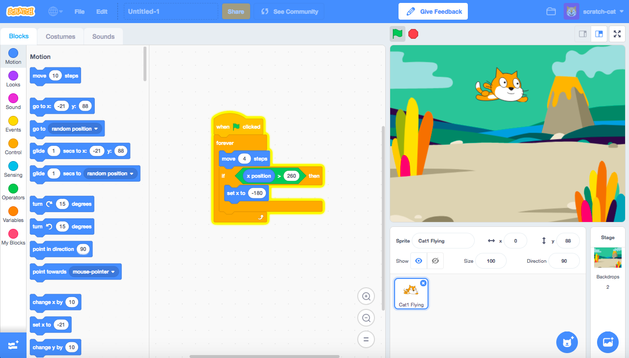 scratch website for kids