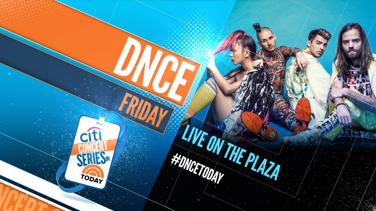 .@DNCE is coming Friday! Learn how you can watch the concert in a new way -- virtual reality