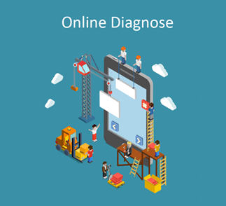 online dignose