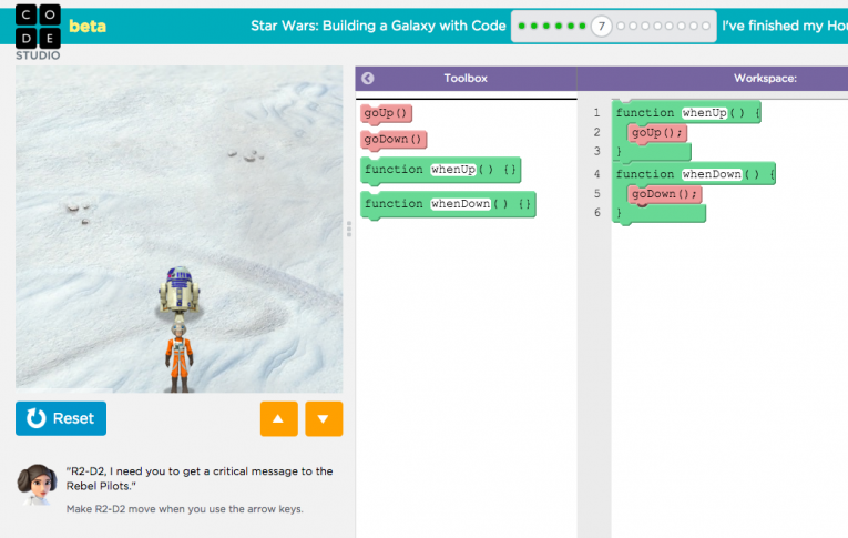 Learn to Code with Star Wars – Jeffrey Dunn – Medium