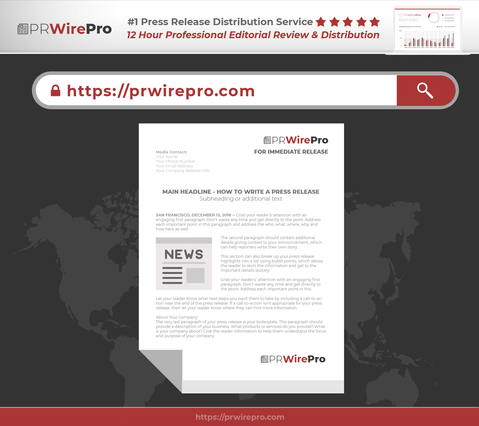 Press Release Wire | Pr Wire Pro Press Release Distribution Press Release Distribution