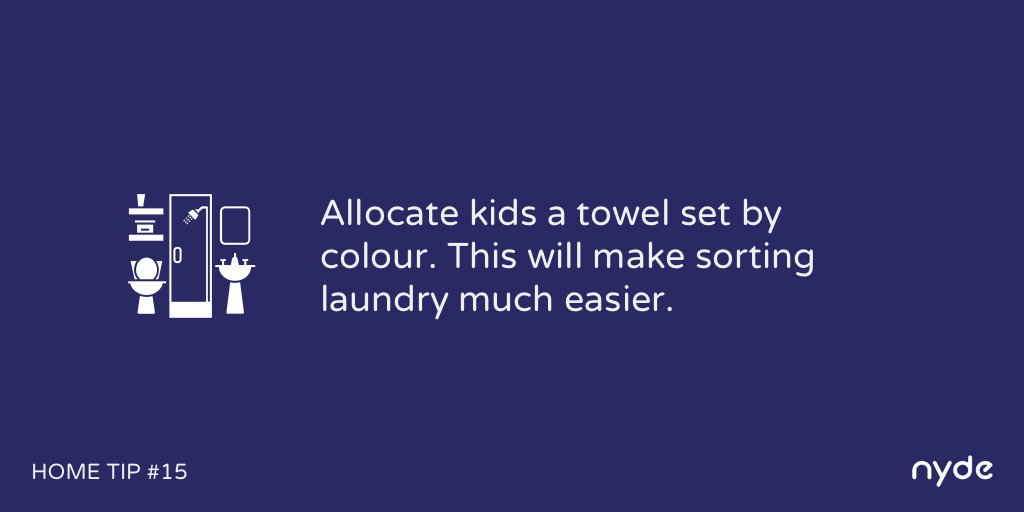 Home Tip #15
