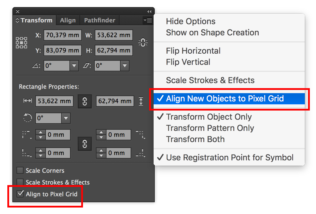 how to turn off grid in illustrator