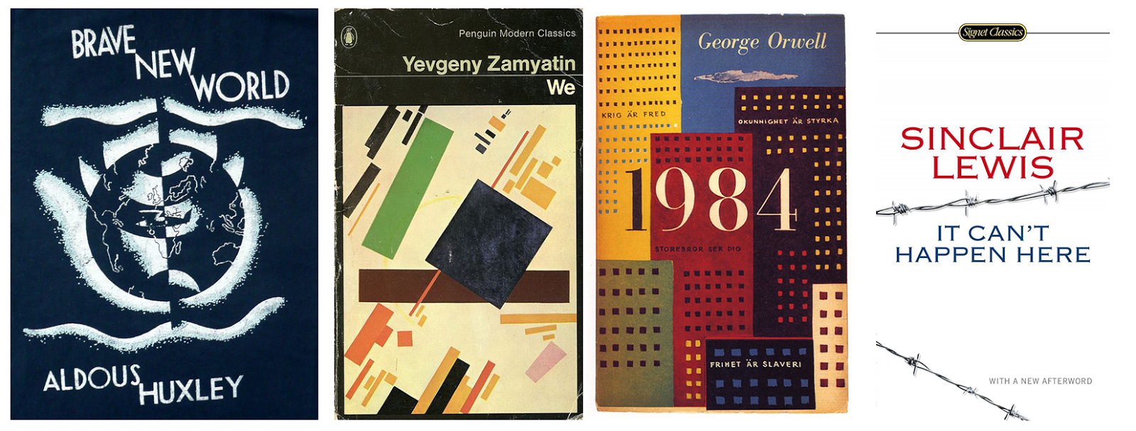 The Rise Of Dystopian Fiction From Soviet Dissidents To 70 S