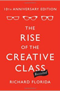 Book Cover: The Rise of the Creative Class--Revisited: Revised and Expanded