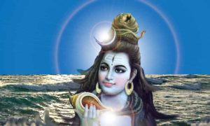 Shiva - the deity for Vedic astrology in August, 2016