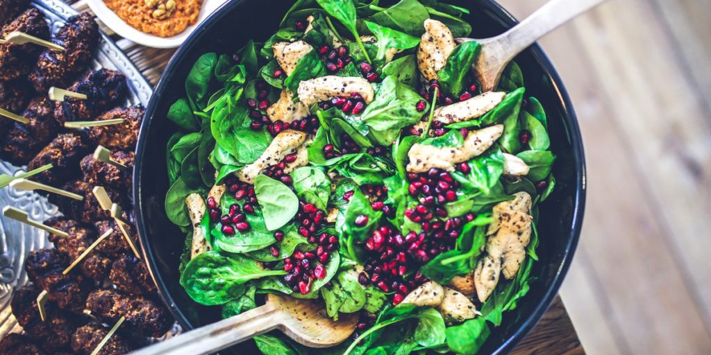 how many calories clean eating