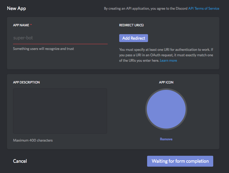 adding bots to discord