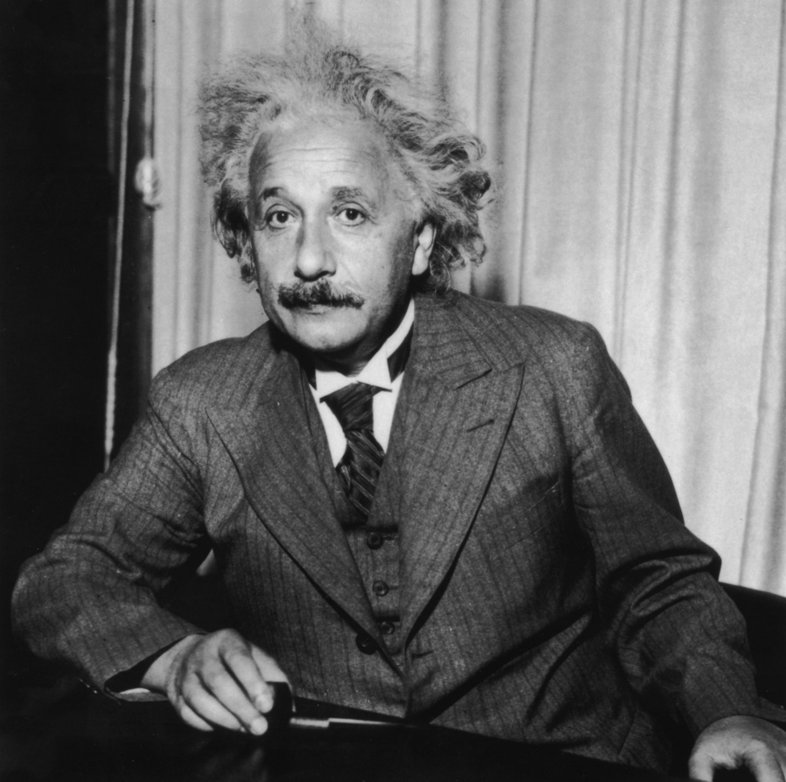"""a look at the career of albert einstein More than 5000 documents collected by the einstein papers project are now  """"if  you only look at his letters with bohr and schrodinger and planck, you   celebrating the birth of their daughter lieserl einstein's first job offer."""
