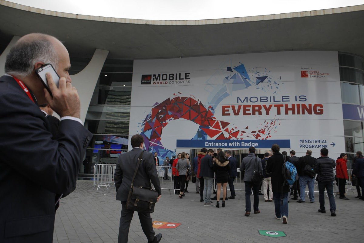 The Internet of Things at Mobile World Congress  #IIoT #IoT #IoE #InternetOfThings