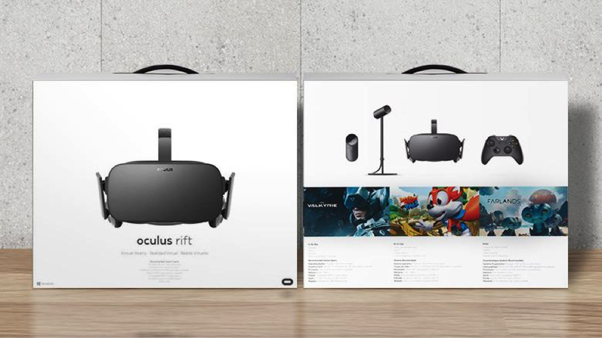 Oculus Rift arrives in European and Canadian stores on September 20th