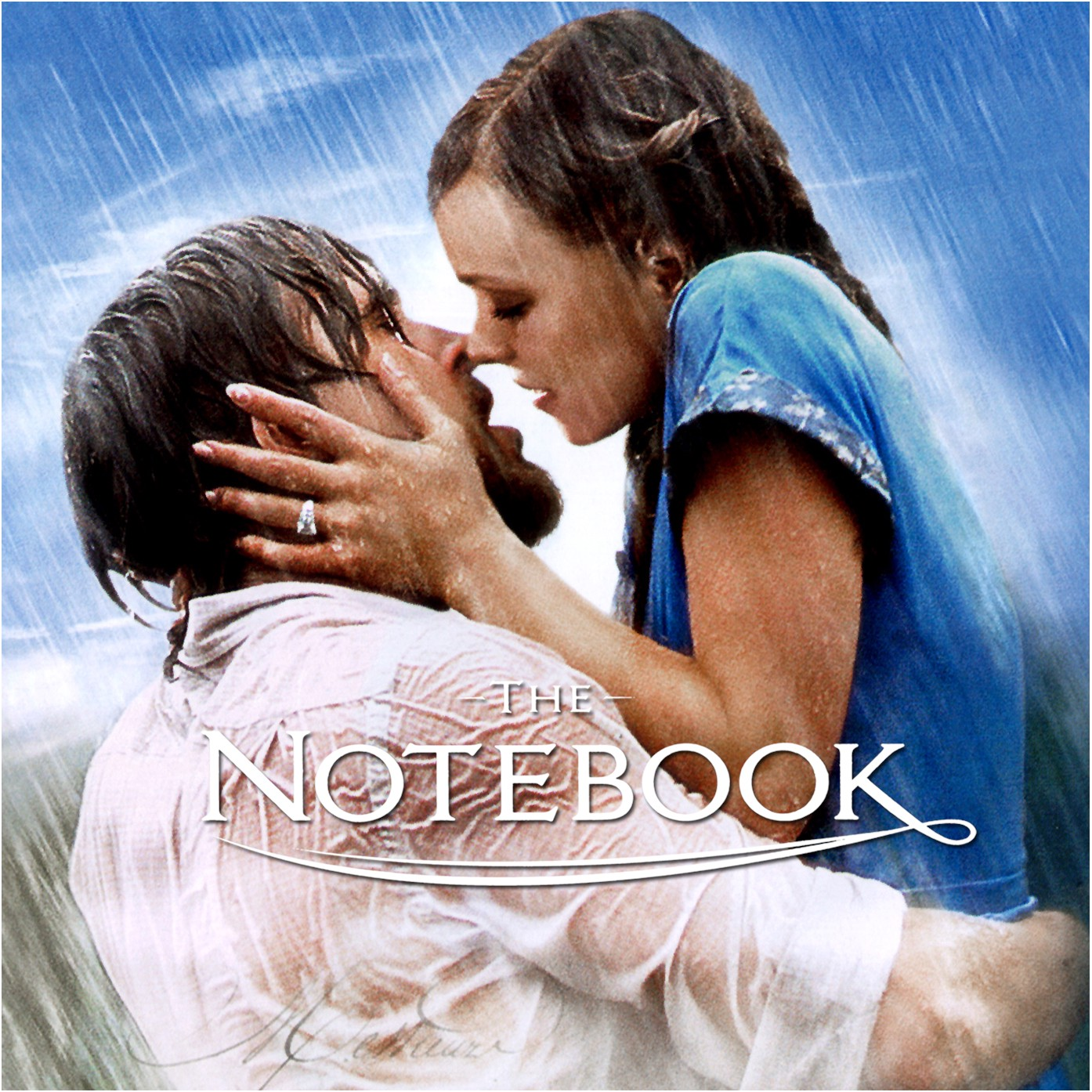 the romanticism as portrayed in the movie the notebook