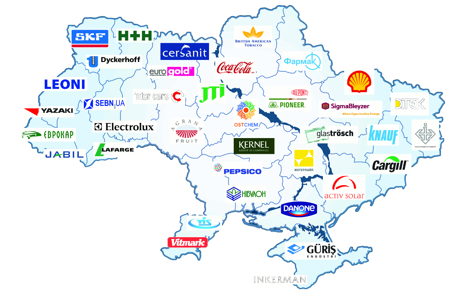 Foreign Investment Opportunity In Ukraine 10 Attractive Industries Bank Of America Wiring Money Abroad Big Brands