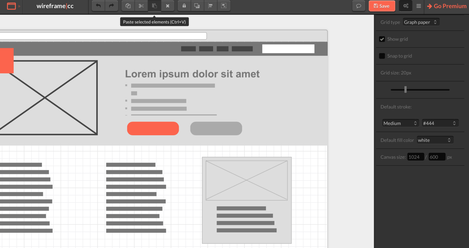 Getting Started with Wireframes