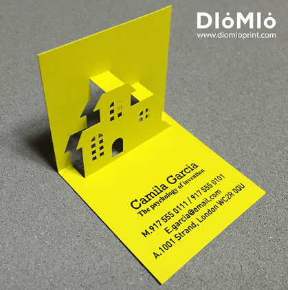 Business card ideas toriq hj medium business card shaped ticket reheart Image collections