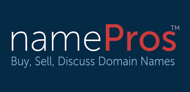 Domain Name News NamePros