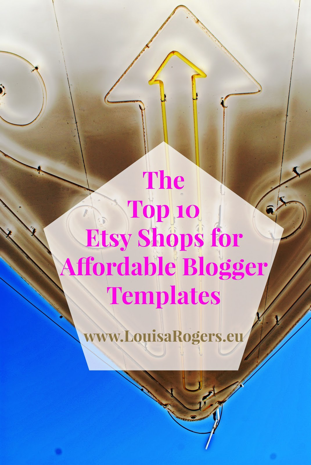 The 10 Best Etsy Shops For Blogger Templates Louisa Rogers Medium