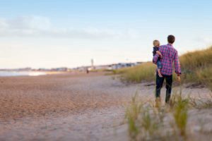 visiting Sullivan's Island beach is one of the best things to do in Charleston, SC, with kids
