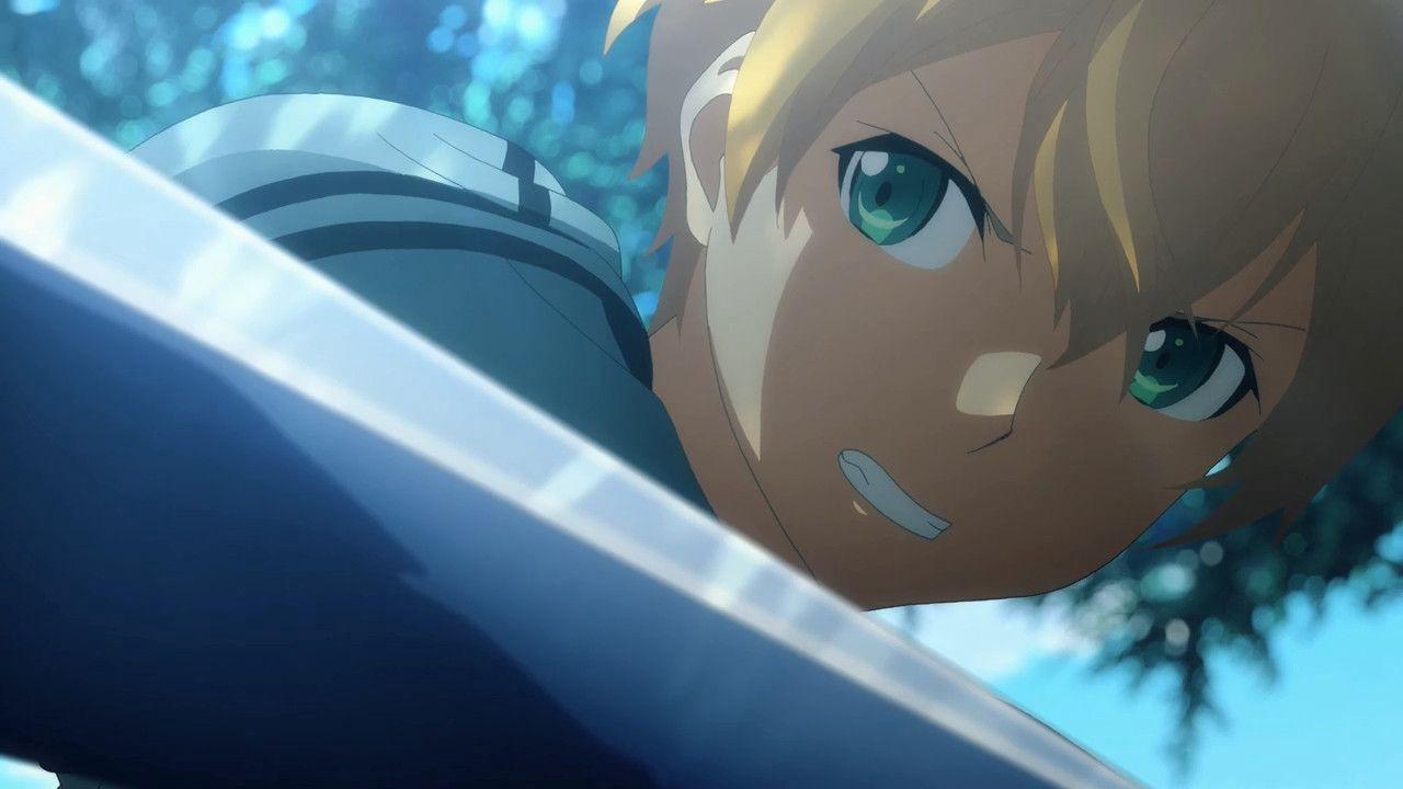 Sword art online 3 alicization review