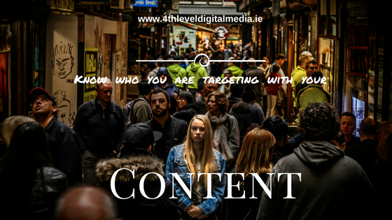 targeting with your content