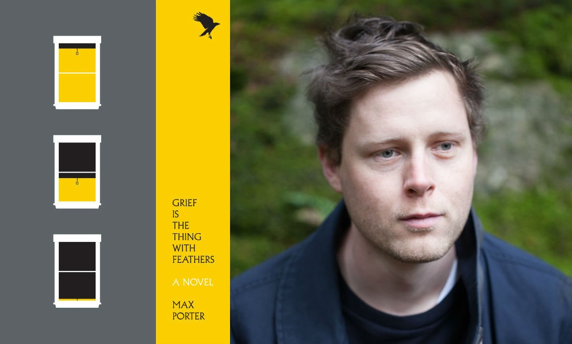 Storytelling is the Medicine: A Conversation with Max Porter, Author of Grief is the Thing with…