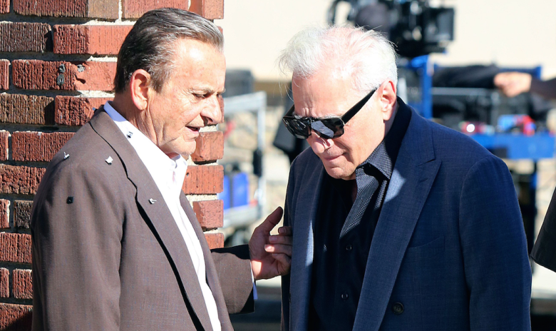 scorsese and his use of red Exclusive: director martin scorsese and leonardo dicaprio are committing to make the wolf of wall street their fifth collaboration martin scorsese red granite.
