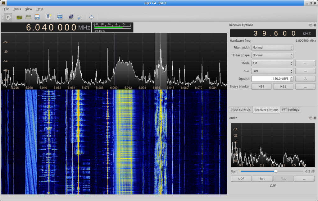Close Encounters With The RTL-SDR – Scan The Planet – Medium