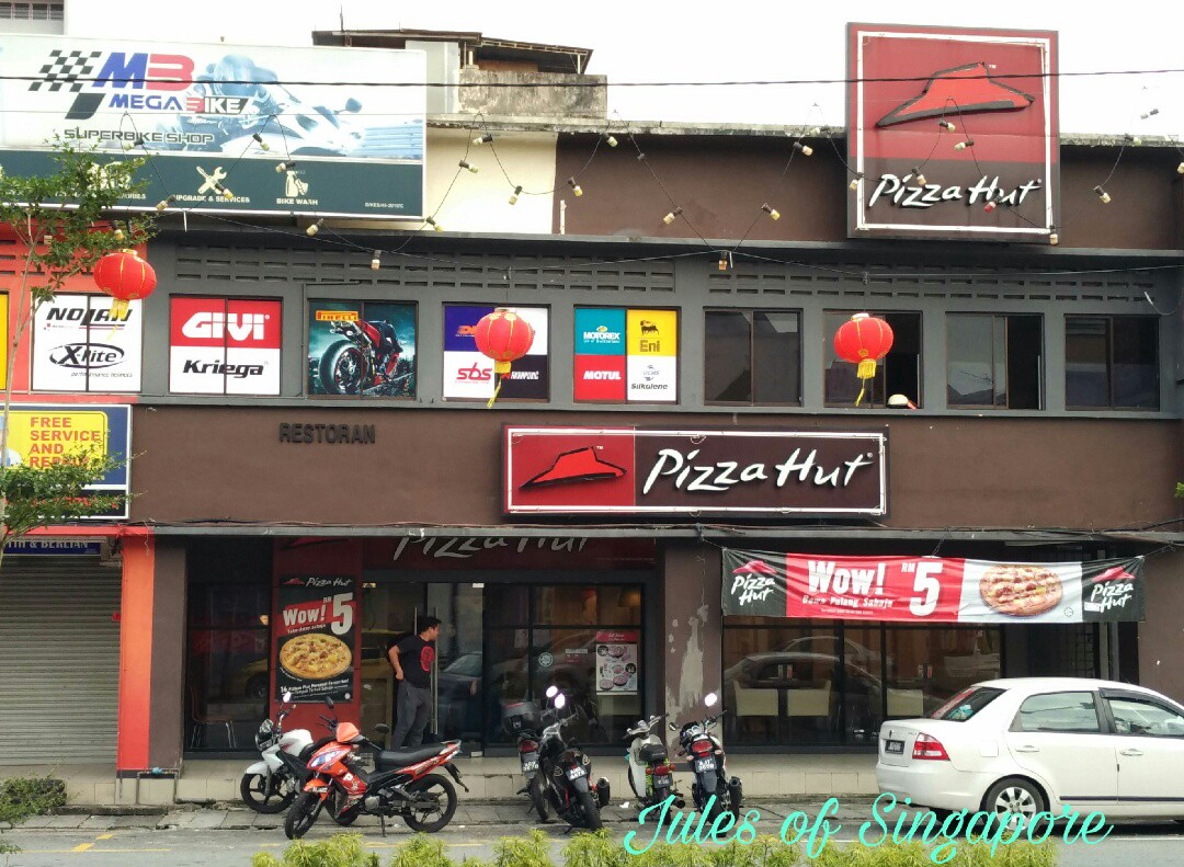 Taiping pizza hut