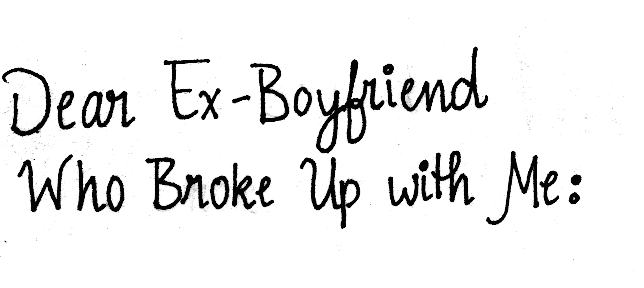 I Love You Ex Boyfriend The Bold Italic San Francisco