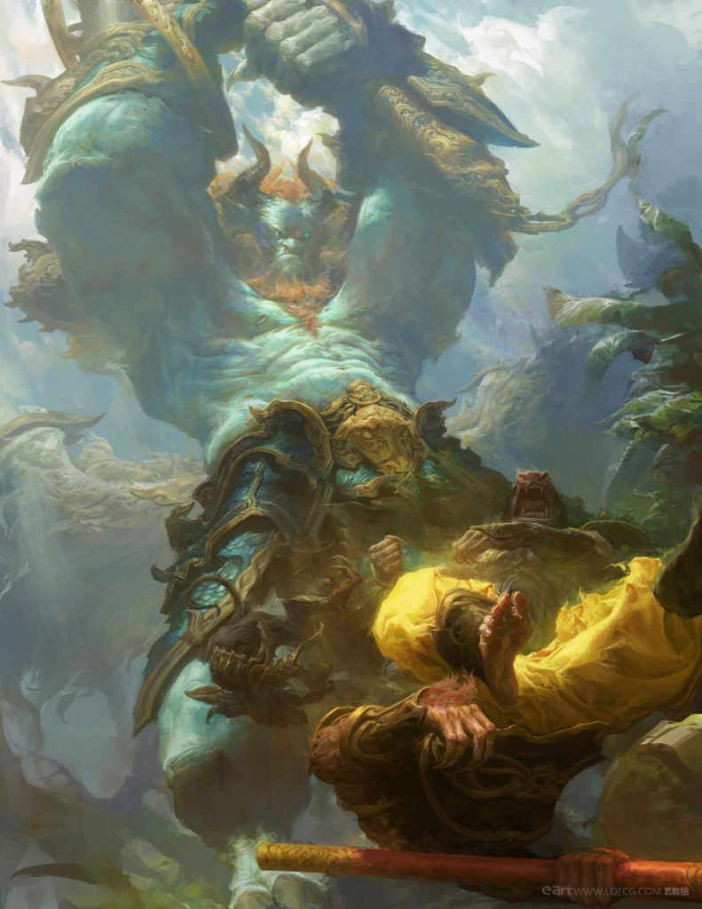 fenghua zhong journey to the west