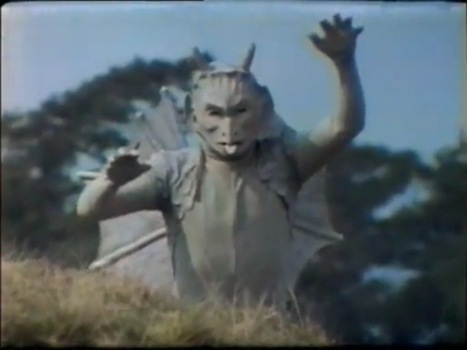 Image from a really old episode of Doctor Who
