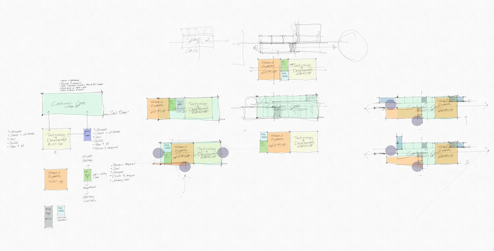 Spatial Design Exploration In Architecture Walker Architects