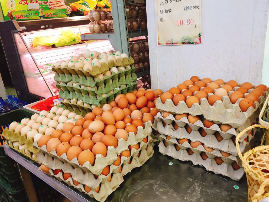 a shanghai grocery shopping guide