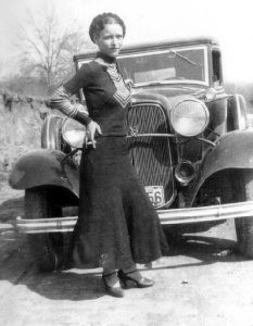 Bonnie_Parker_from Wikimedia commons_public domain