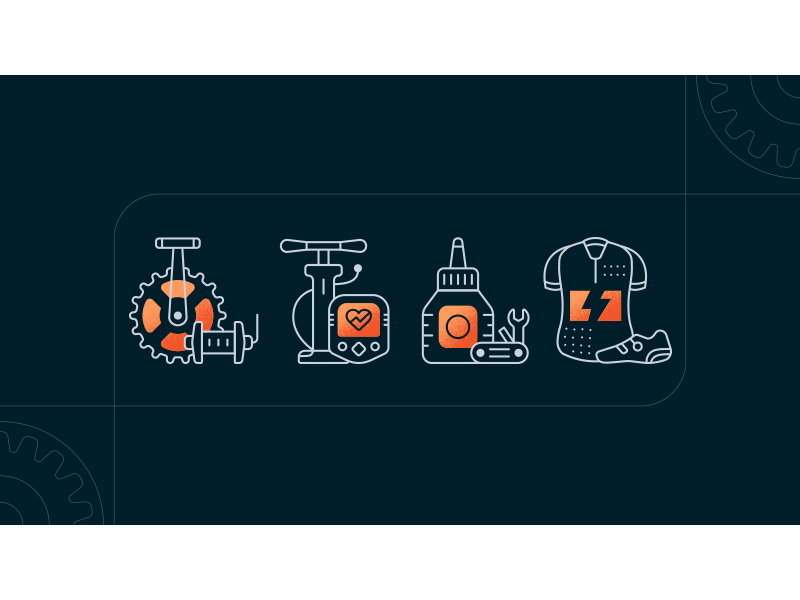 Cyclo icons by Jovan Petric
