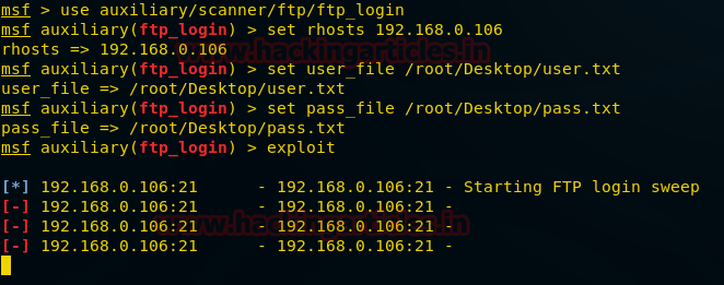 Admin Can Take Help Vsftpdlog To View Client IP Who Try Connect With Vsftpd Server
