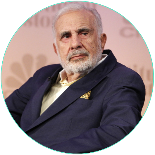 Tips From Carl Icahn On Investing, Markets And Life