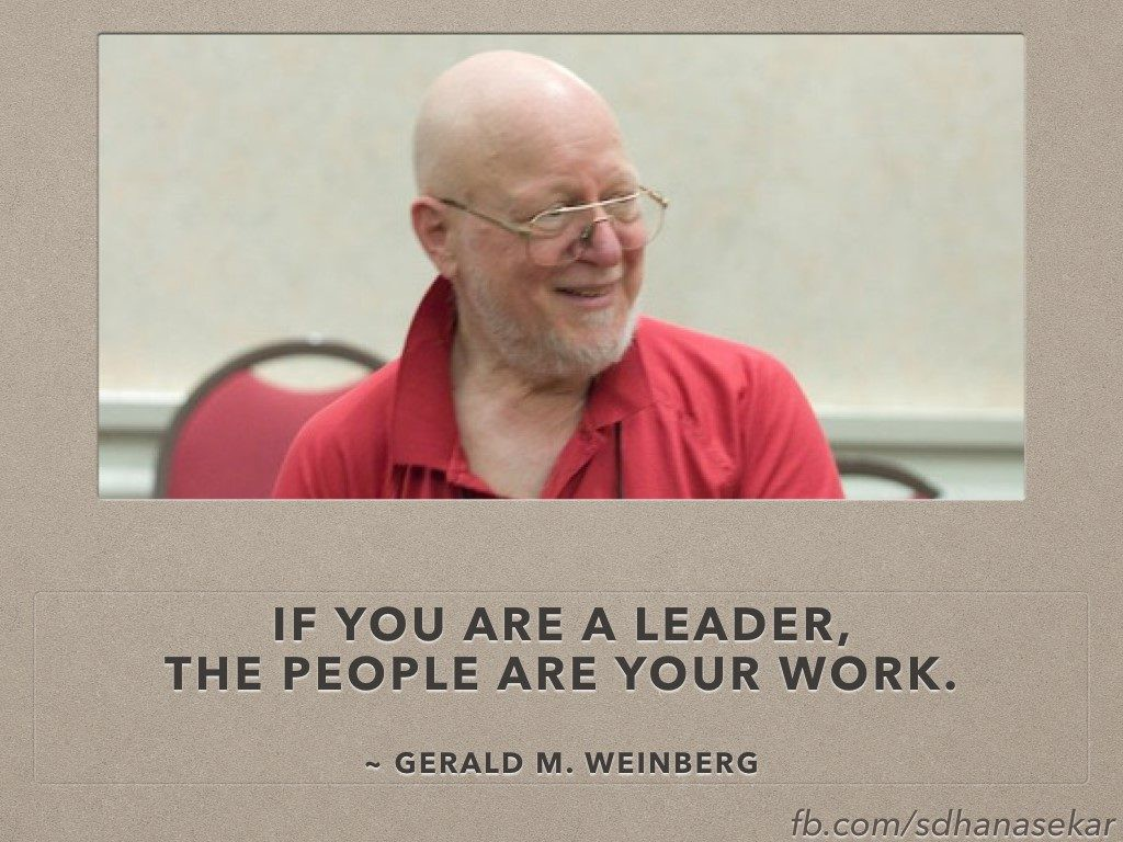 if_you_are_a_leader_the_people_are_your_work