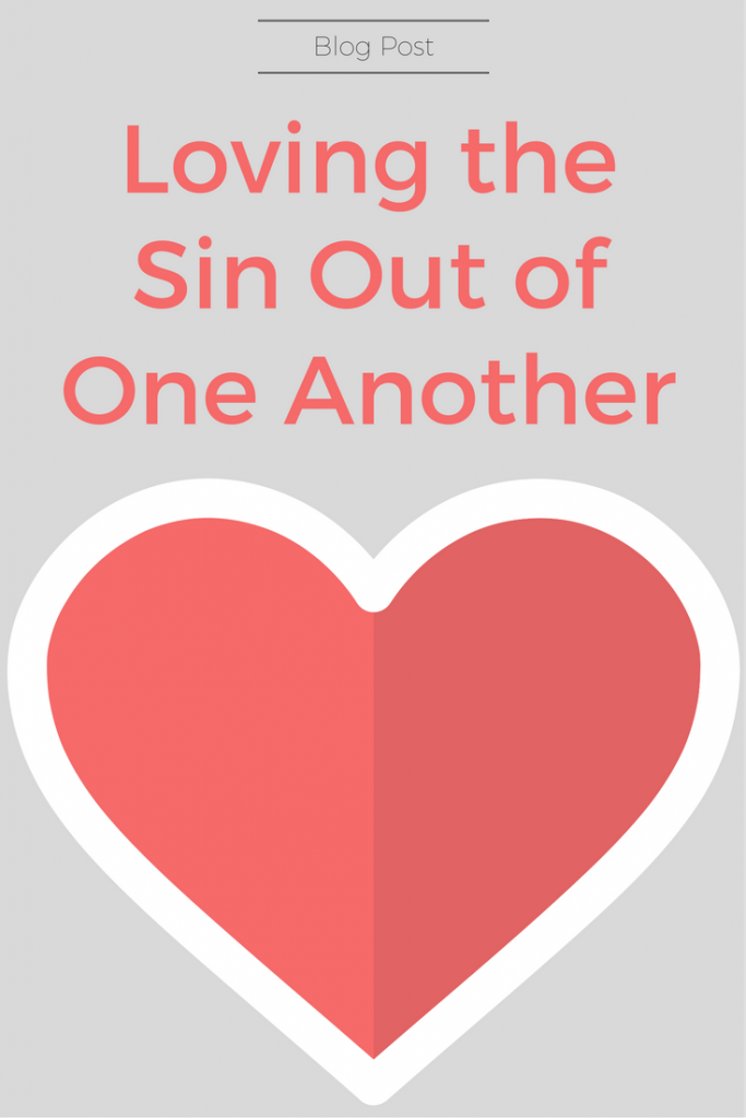 Blog Post | How much do you love others? How much do others love you? Does God's love compel you to biblically point out the sin in another's life?