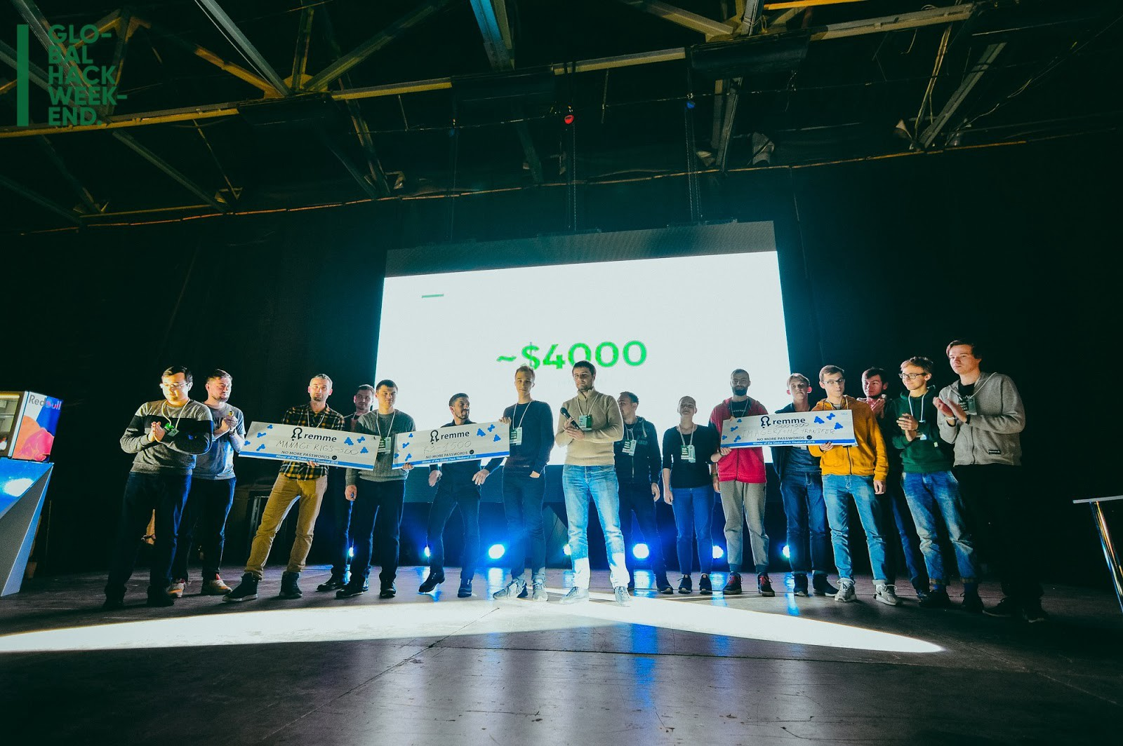 global hack weekend: remme proposed to guard intellectual property