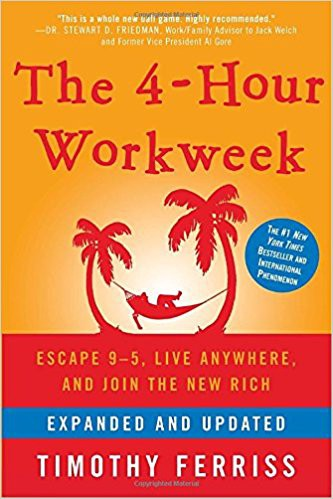 How To Live Life Your Way The 4 Hour Workweek By Tim Ferriss Book