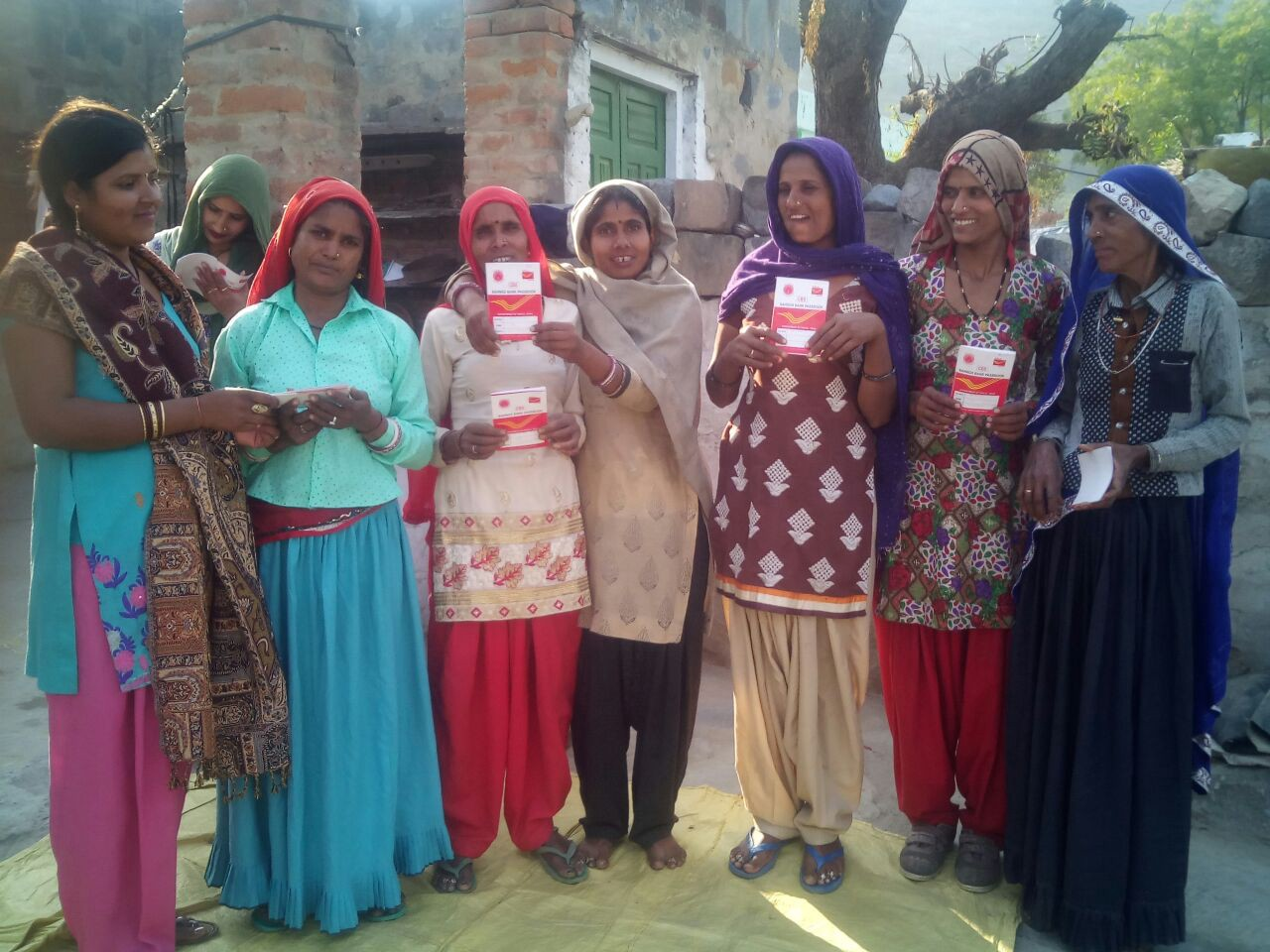Women availing their rights