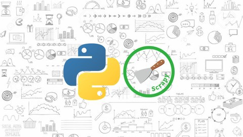 Udemy - Intro scrapy, create a reddit bot with python