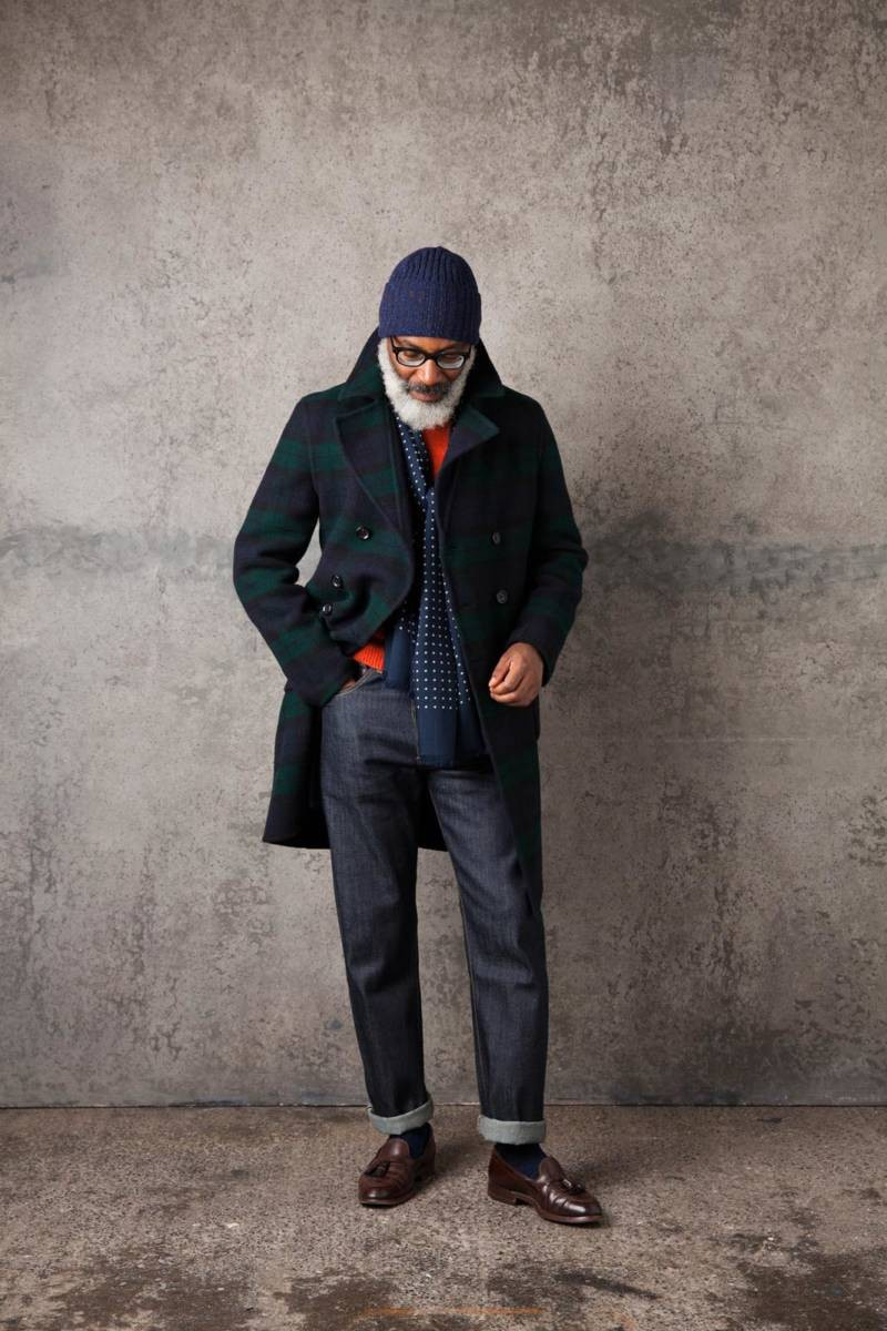 New to the range is a British-made denim and a range of tailored trousers  that complete the ensemble and tell the full Drake s story. 61765f0302b